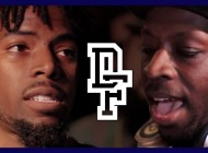 TROY BROWN VS LU CIPHER | Don't Flop Rap Battle