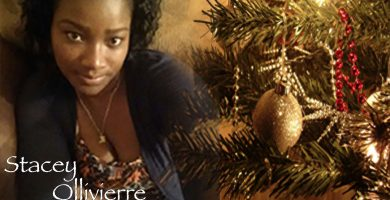 STACEY OLLIVIERRE - PASS IT ON THIS CHRISTMAS DAY